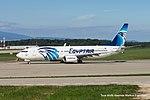 SU-GCN Boeing B737-866 W B738 - MSR (21571465248).jpg