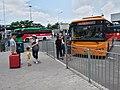 SZ 深圳灣口岸 Shenzhen Bay Port bus terminus July 2019 SSG 09.jpg