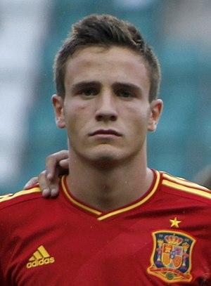 Saúl Ñíguez - Saúl with Spain U19 in 2012