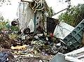 Sabang Merauke Raya Air Charter PK-ZAI wreckage.jpg