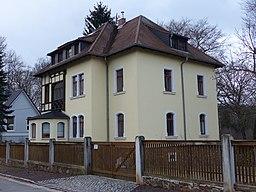Sachsenallee in Moritzburg