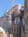 Sagrada Familia - 2014 - construction.JPG