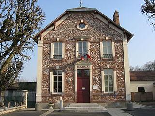 Saint-Germain-Laxis Commune in Île-de-France, France