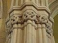Saint-Méen-le-Grand (35) Abbatiale Ancien collatéral nord du chœur 13.JPG