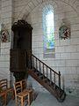 Saint-Pancrace (24) église chaire.JPG