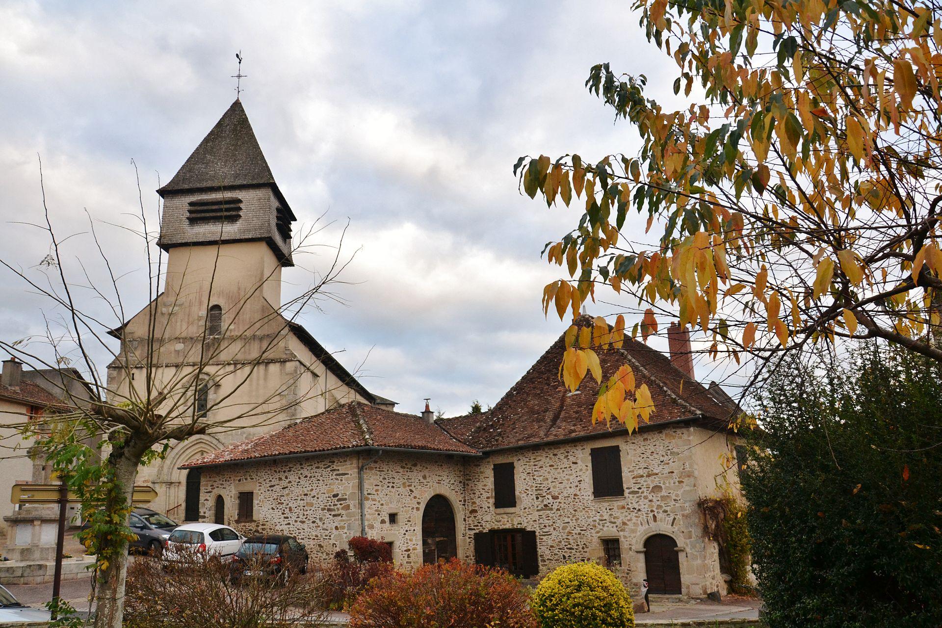 Saint paul haute vienne wikip dia for Haute vienne code postal
