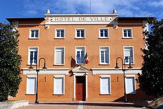Commune in Auvergne-Rhône-Alpes, France
