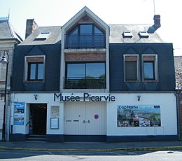 Saint Valery Somme Muse Picarvie