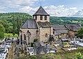 Saint Austremonius church in Salles-la-Source (2).jpg