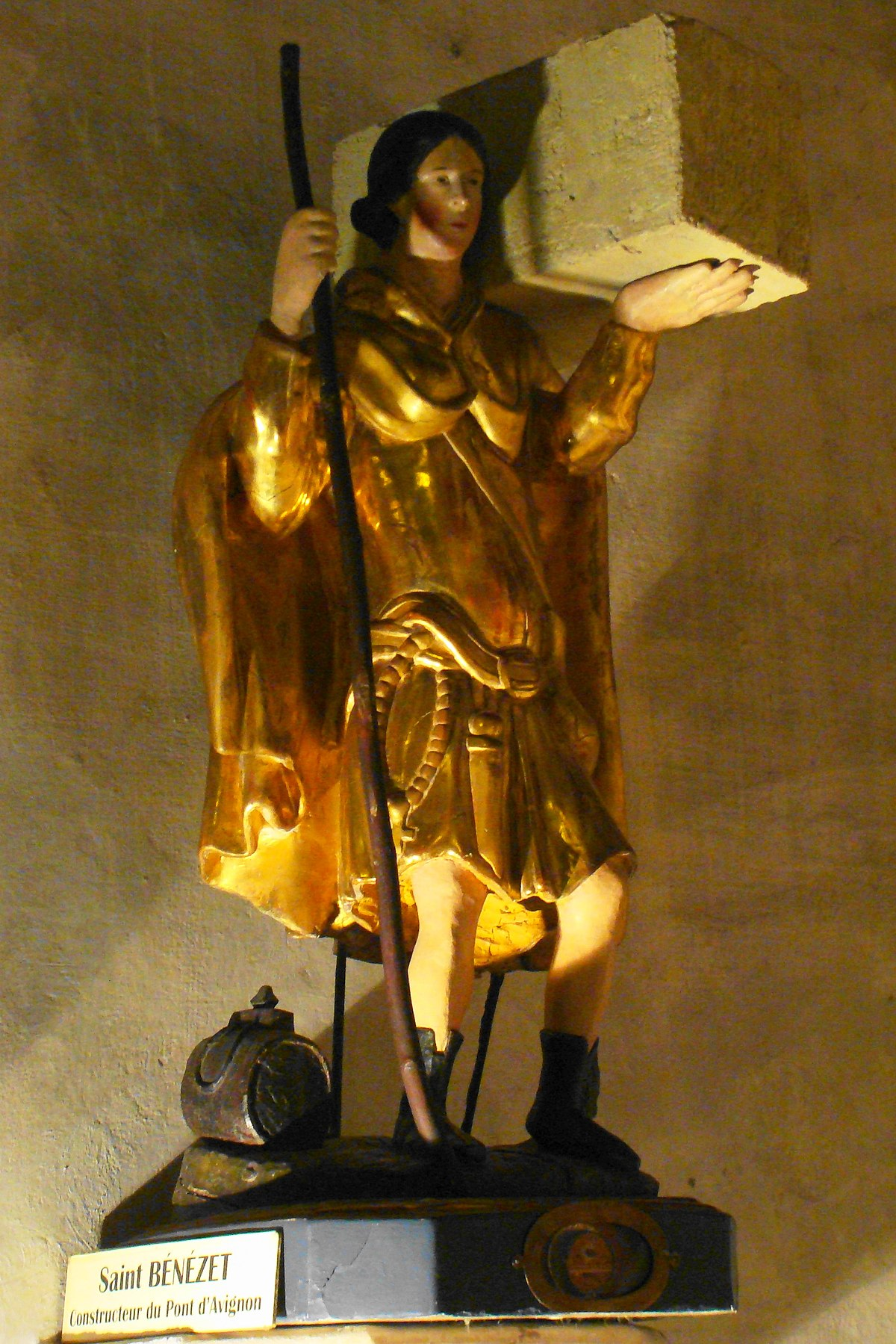 Image result for shepherd boy named Bénezet avignon