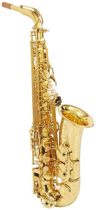 Saksofon altowy Serie III GP firmy Selmer.jpg
