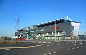 Salford Red Devils - AJ Bell Stadium