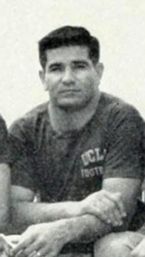Sam Boghosian - Boghosian as UCLA assistant coach (1960)