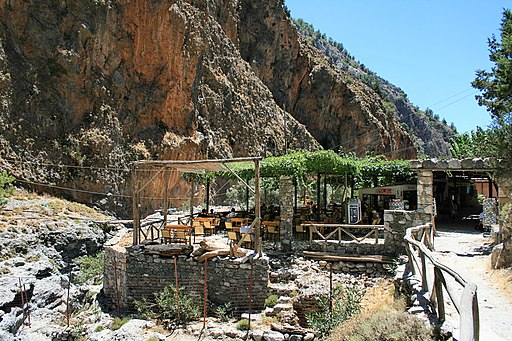 Samaria Gorge 20