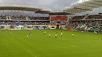 Samba boys kick off the match in Tallinn.jpg