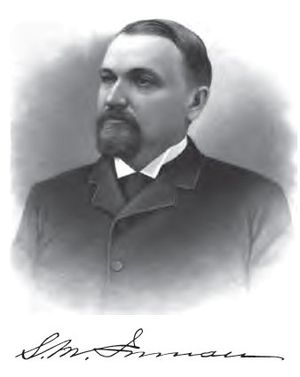 History of Georgia Tech - Samuel M. Inman, an early and lifelong supporter of Georgia Tech