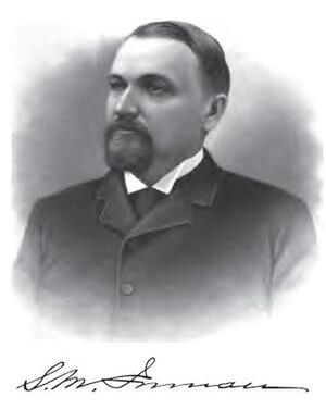 Samuel M. Inman - Sketch of Samuel N. Inman