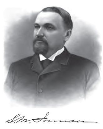 History of Georgia Tech - Samuel M. Inman, an early and lifelong supporter of Georgia Tech