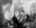 Samuel van Hoogstraten - Belshazzar's Vision - KMSsp529 - Statens Museum for Kunst.jpg
