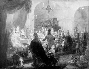 Belshazzar's Vision