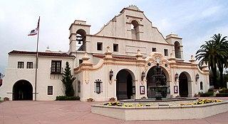 San Gabriel, California City in California, United States
