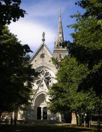 Jouhe - Image: Sanctuaire Notre Dame de Mont Roland (Jouhe)