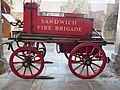 Sandwich Fire Brigade horse-drawn tender - geograph.org.uk - 703680.jpg