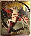Sano di pietro, s.giorgio, da pala di san cristoforo, 1444 ca., da s. cristoforo, 01.JPG