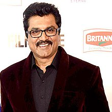Sarathkumar at 62nd Britannia Filmfare South Awards 2014.jpg