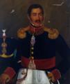 Sargento-Mor Pedro Nolasco Borges Bicudo da Câmara (1760-1838), autor desconhecido (Museu Militar dos Açores).png