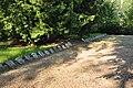 Sarkanās armijas brāļu kapi (241 karavīrs WWII) Vatrānē, Ķeipenes pagasts, Ogres novads, Latvia - panoramio (2).jpg