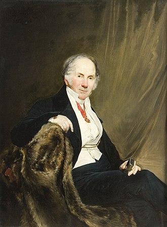 Alexander Sauerweid - Alexander Sauerweid, by Bogdan Willewalde (early 1840s)