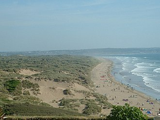 South West Coast Path - Saunton Sands