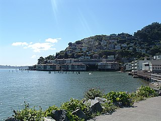 Sausalito, California City in California, United States