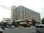 Sawara Ward Office of Fukuoka City and Sawara Civic Center.JPG