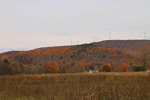 Noxen Township, Wyoming County, Pennsylvania - Scenery of Noxen Township