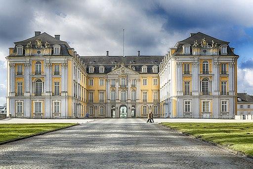 Schloß Augustusburg, Brühl (Weltkulturerbe in NRW)