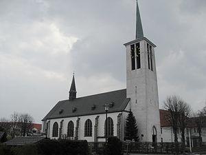 Schloß Holte-Stukenbrock - St. Ursula Church in Schloß Holte