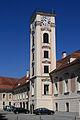 Schloss Lamberg (Uhrturm).jpg