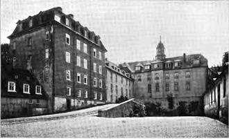 Sayn-Wittgenstein-Hohenstein - Image: Schloss Wittgenstein (Ludorff)
