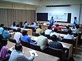 Science Career Ladder Workshop - Indo-US Exchange Programme - Science City - Kolkata 2008-09-17 01314.JPG