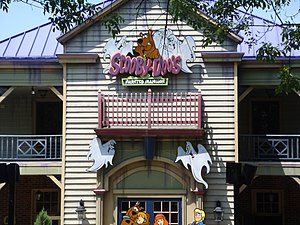 Scooby-Doo's Haunted Mansion - Image: Scooby Doos Haunted Mansion