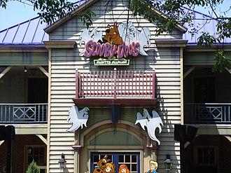 Scooby-Doo's Haunted Mansion - Image: Scooby Doos Haunted Mansion