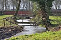 Scorborough Bridge(s) and Scorborough Beck - geograph.org.uk - 799254.jpg