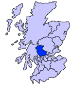 Stirling council area