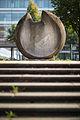 Sculpture Grosse Kugelform Karl Hartung Friedrichswall Hanover Germany 04.jpg