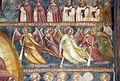 Scuola bolognese, ciclo dell'abbazia di pomposa, 1350 ca., giudizio universale, angeli dell'apocalisse.jpg