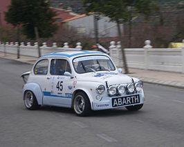 Abarth Fiat 600 - Wikipedia