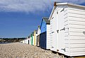 Seaton beach huts - geograph.org.uk - 534805.jpg