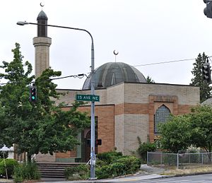Northgate, Seattle - Sheikh Abdul Kadir Idriss Mosque